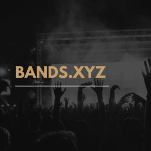 Bands.xyz domain name for sale