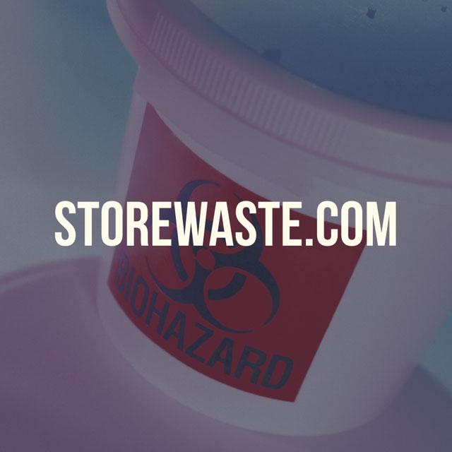 StoreWaste.com domain name for sale