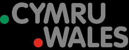 dot cymru and dot wales tld icon welsh logo domains